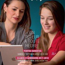 COLLÈGE D'ANJOU- UN SUCCÈS QUI S'EXPLIQUE